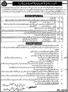 Punjab Police Constable Male female Jobs 2020