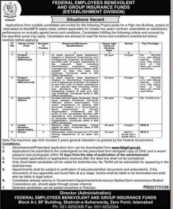FEB Federal Employees Benevolent Insurance Funds Jobs 2020 Application Form Download 1